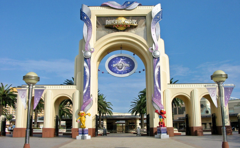 Strategy of Universal Studio Japan
