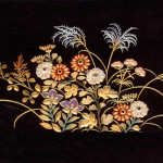 Japanese traditional culture: shikki(japan), lacquerware 2