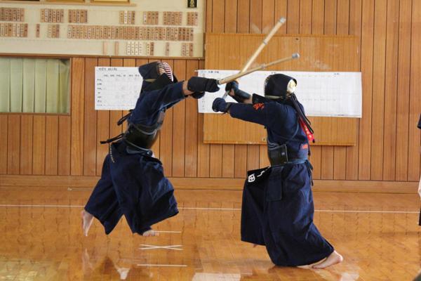 Kendo (Way of a sword)