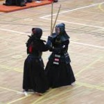 A spirit of Kendo