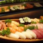 Tokyo: sushi