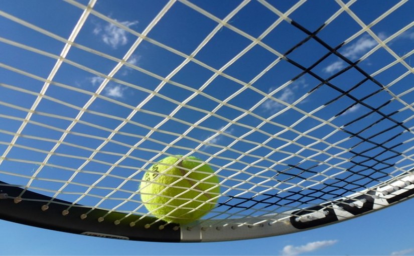 Nishikori beat down Nadal