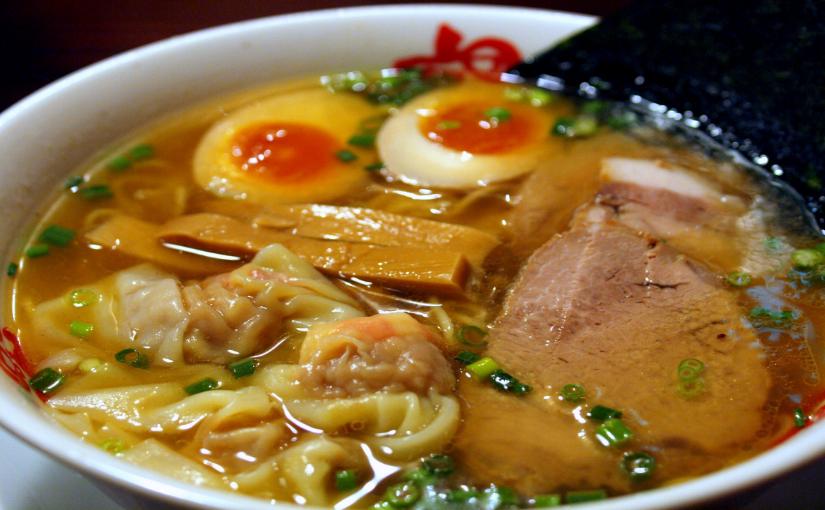 Noodles in Japan